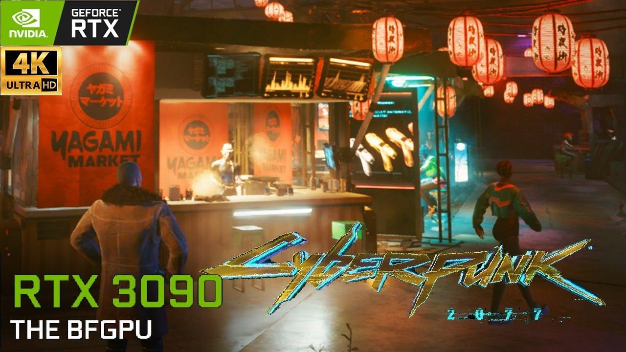 XenthorX - Cyberpunk 2077 : 12 PC 4K Best Quality   5900X   Cinematic_RTX   Hard   Psycho Settings   RTX 3090