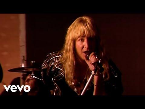 Once Bitten Twice Shy de Great White Letra y Video