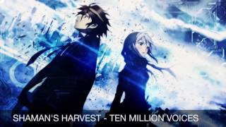 NIGHTCORE - Ten Million Voices (Shaman's Harvest)