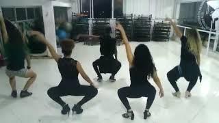 #Ludmilla Não encosta - Ludmilla - (Coreografia)
