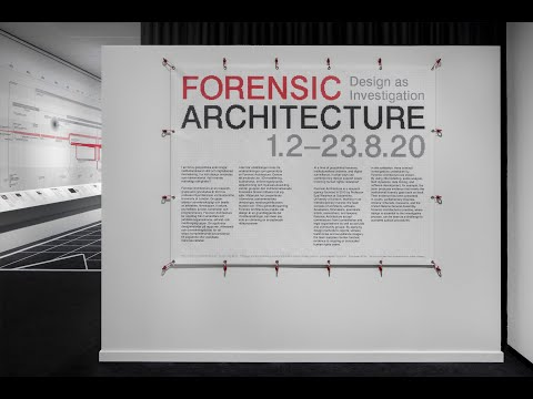 Introduktion till Forensic Architecture