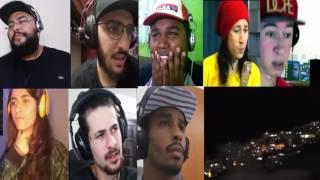 REAÇÃO AO CHOICE EM POETAS 3.2 [Julião, Zetre, Danificando, Moreno, Hezzy, Vitek, Duzz & Neném]