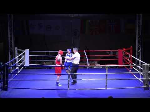 Сербия-2019 финал 60 кг Volossenko-Beram