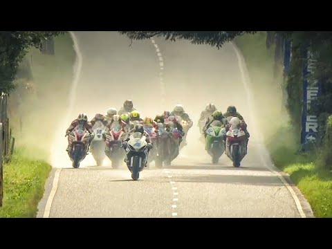 World's Fastest Motorcycle Road Race - Ulster GP