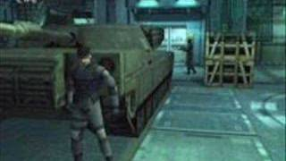 Metal Gear Solid Music: Warhead Storage