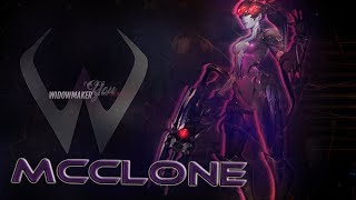 McClone Widowmaker Montage #7