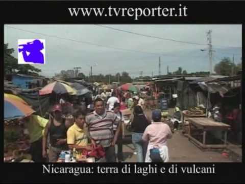 Nicaragua: terra di laghi e di vulcani