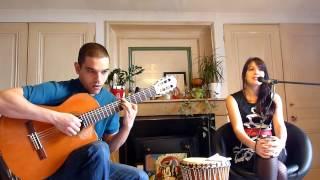 manha de carnaval - Luiz Bonfa (black orpheus, orfeu negro) duo cover acoustic