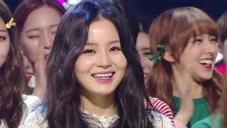 《Inkigayo WIN》 인기가요 1위 발표|이하이(LEE HI) - 한숨(BREATHE) 20160320