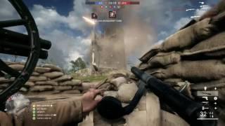 Battlefield 1 - The mill... aaaaand its gone