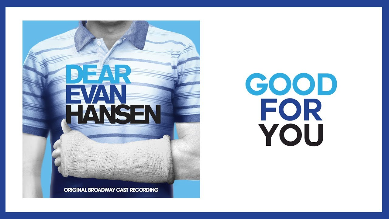 Dear Evan Hansen Broadway In Orlando June