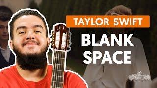 videoclase Blank Space (violão)