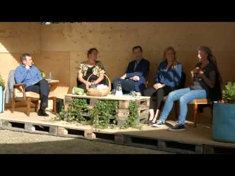 Filosoferande samtal om hållbarhet: Brödet – mat och livet