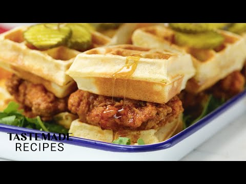 Turn Up the Heat with These Spicy Crispy Chicken Recipes   Tastemade