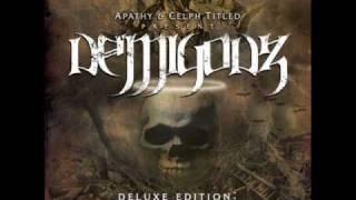 Demigodz  - The Godz must be crazier - under my skin track