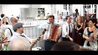 Happy Six feat. RPR1 Moderator KUNZE Küchenparty Hotel Krone Hayna 2014