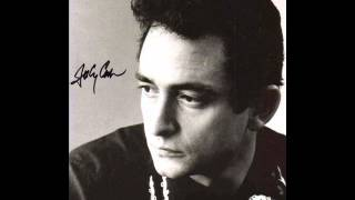 """Johnny Cash """"It's All Over"""""""