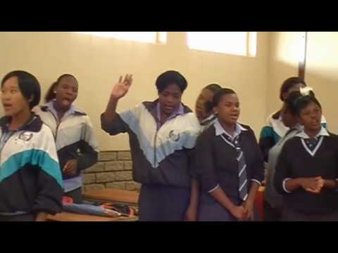 Teens in South Africa Share a Time of Worship