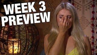 Hannah Brown Is Back In Town - Bachelor in Paradise Week 3 Preview Breakdown