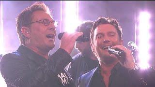 Gerard Joling & Tino Martin - Laat Me Leven - RTL LATE NIGHT