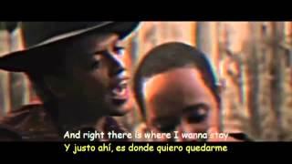 Bruno Mars - Locked Out Of Heaven (Lyrics - Sub Español