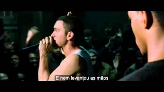 8 Mile - Batalha Final -Eminem VS Papa Doc Legendado HD