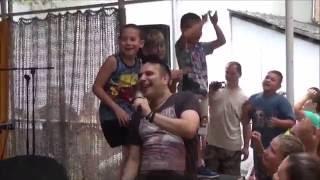 Delta zenekar - és a gyerekek- Pósfán
