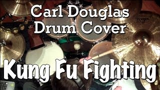 Carl Douglas - Kung Fu Fighting Drum Cover
