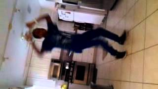 Jamion dancing