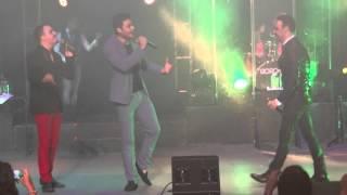 Carlos Rivera ft. Río Roma - Gracias a ti - Complejo Cultural Universitario (Puebla - 01 11 13)