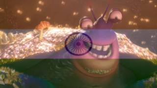 Moana - Shiny (Hindi Movie Version) (HQ)