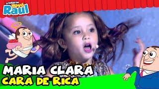 MARIA CLARA  - Cara de Rica part.  ERIKKA