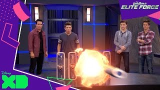 Lab Rats: Elite Force | Kaz and Oliver's New Superpowers | Official Disney XD UK