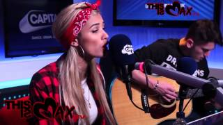 PIA MIA PERFORMS 'FILL ME IN' LIVE! THISISMAXTV!
