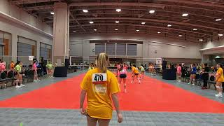 PrepVolleyball DC Showcase Session 2, CT 6