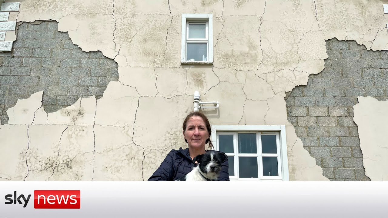 The Irish Homeowners Watching their Dreams Crumble Away