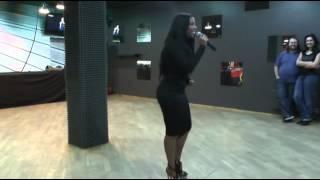 """2nd Angolan Festival 15-17.11.2013 - Cracow (Poland) - Concert: Dina Mendes """"Pa Sempri"""""""