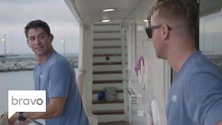 Below Deck: Chris Brown was Celibate? (Season 5, Episode 2) | Bravo