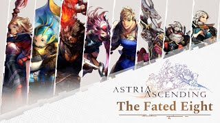 Astria Ascending by Final Fantasy Writer & Valkyria Chronicles Composer Gets Release Date & More