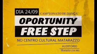 CAMPEONATO DE FREE STEP - #OportunityFS - 24/09/17