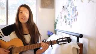 Talk Is Cheap Chet Faker - Iris Roberts Cover