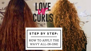 How-To for Wavy Hair (recently bleached)
