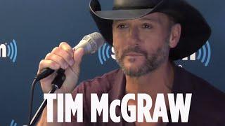 "Tim McGraw ""Keep On Truckin'"" Live on SiriusXM"