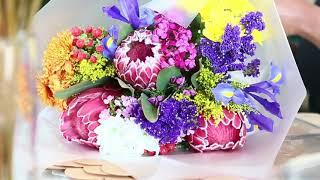 Flower Boutique Intro Video