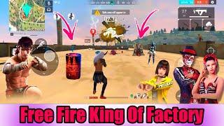 Free Fire Fist Fight - Factory Ke Upar Custom Room 20 | #FreeFire