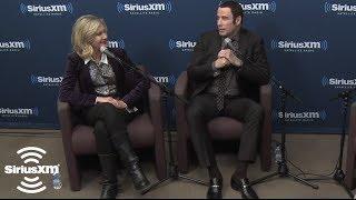 "John Travolta & Olivia Newton-John on ""I Think You Might Like It"" // SiriusXM // Town Hall DEC 2012"