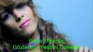 Seda Tripkolic Gözlerinin Yeşilini Özledim Blok Flüt Cover