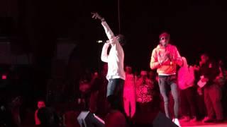"Young Thug ""Hercules"" Live @ Syracuse University"