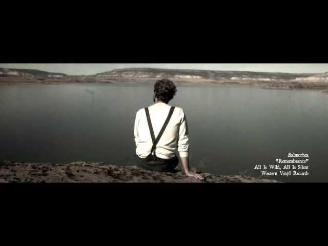 Videoclip oficial de la canción Remembrance de Balmorhea