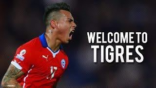 Eduardo Vargas ● Welcome To Tigres   Best Skills & Goals   2016/17   HD